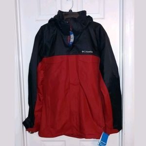 Columbia Mens Timberline Jacket Size Large